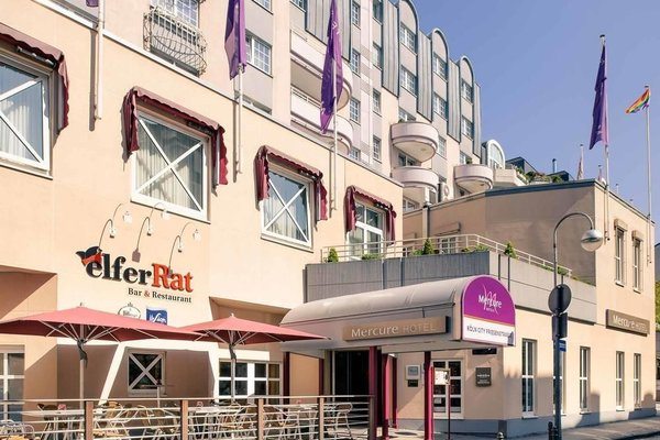 Mercure Hotel Koln City Friesenstrasse - фото 19