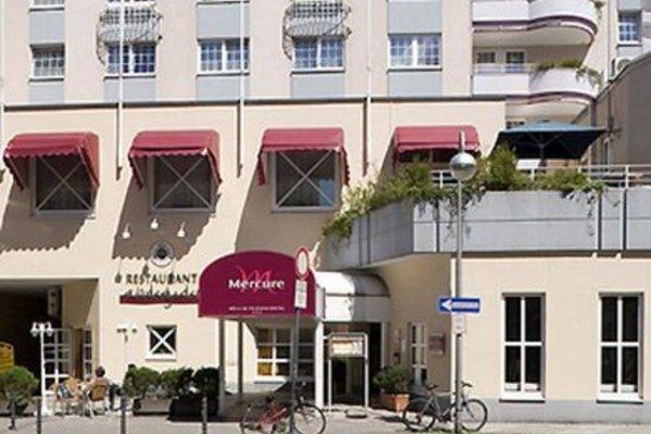 Mercure Hotel Koln City Friesenstrasse - фото 21