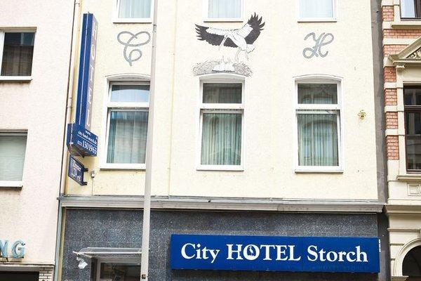 Cityhotel Storch - фото 17