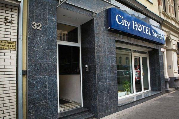 Cityhotel Storch - фото 21