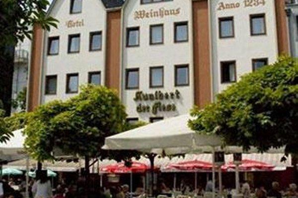 Hotel Kunibert der Fiese - Superior - фото 20