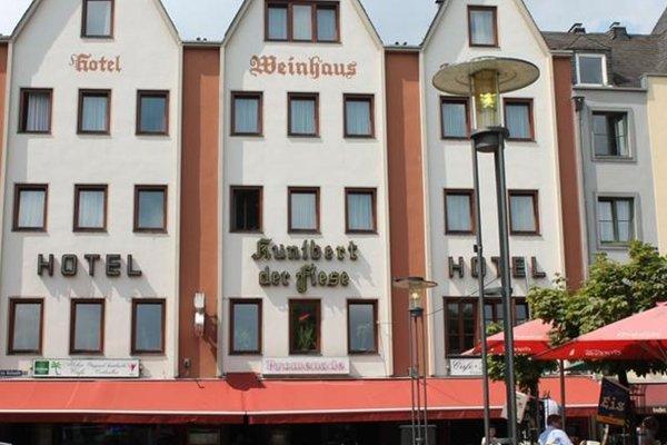 Hotel Kunibert der Fiese - Superior - фото 21