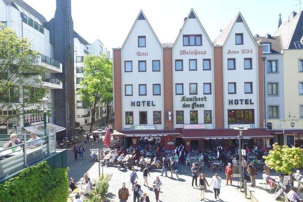 Hotel Kunibert der Fiese - Superior - фото 22