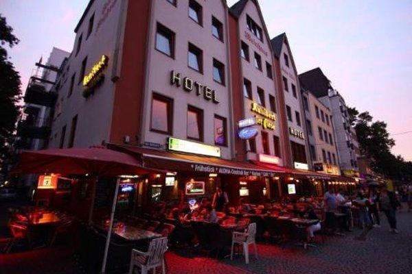 Hotel Kunibert der Fiese - Superior - фото 23