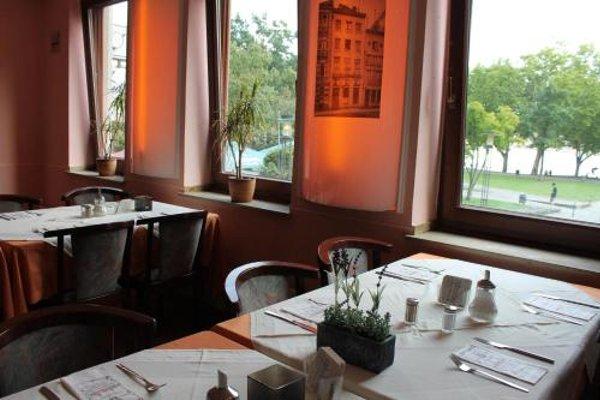 Hotel Kunibert der Fiese - Superior - фото 4