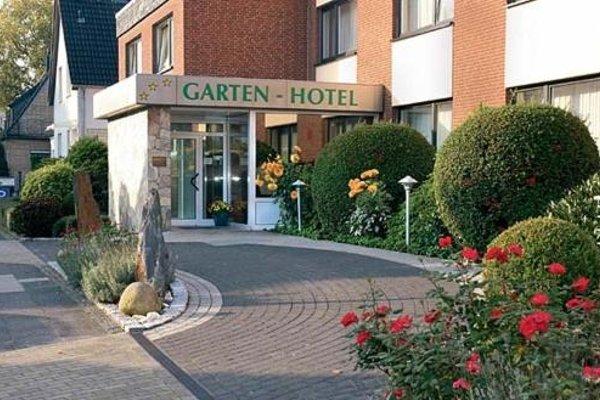 Garten-Hotel Ponick - фото 21