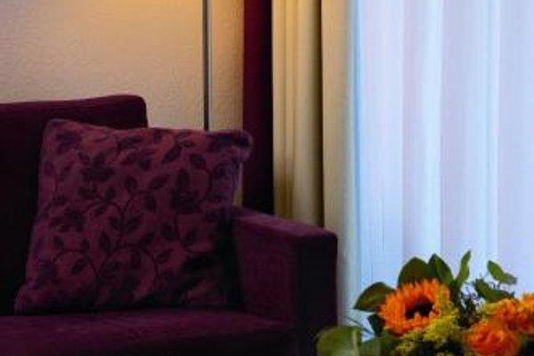 Garten-Hotel Ponick - фото 7