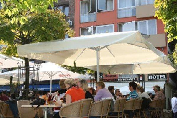 Hotel Drei Kronen - фото 11