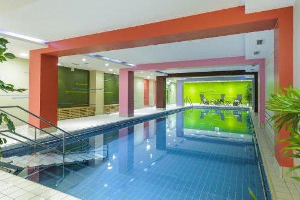 Mercure Hotel Koeln Belfortstrasse - фото 18