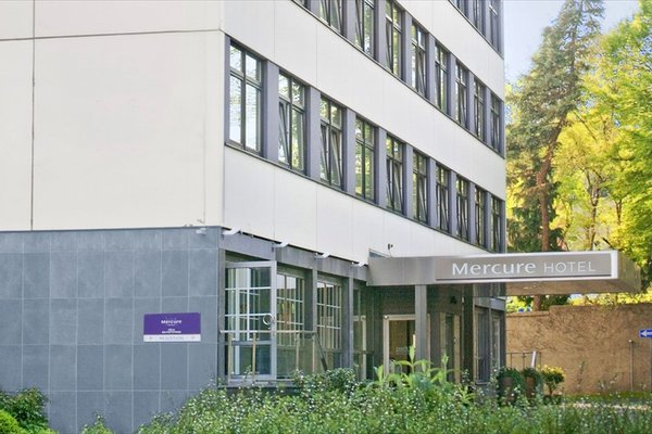 Mercure Hotel Koeln Belfortstrasse - фото 22