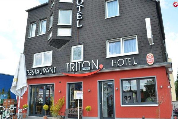 Hotel Triton II - фото 22
