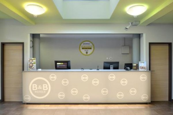 B&B Hotel Koln-Airport - фото 15