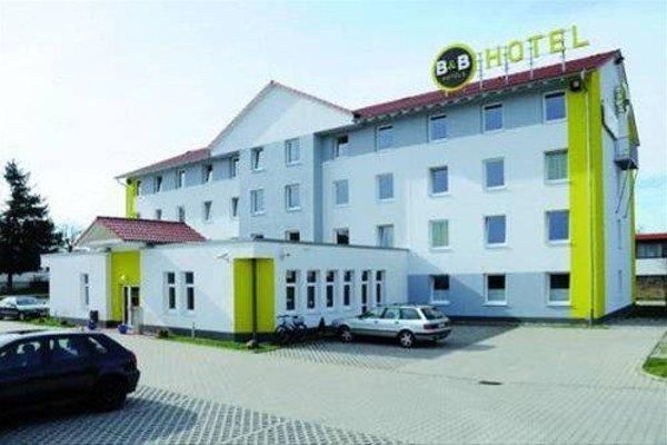 B&B Hotel Koln-Airport - фото 22