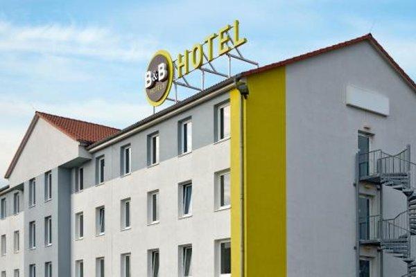 B&B Hotel Koln-Airport - фото 23