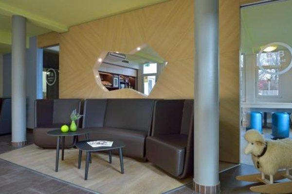 B&B Hotel Koln-Airport - фото 6