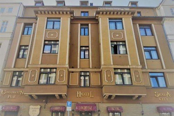 Hotel Skada City Colln - фото 21