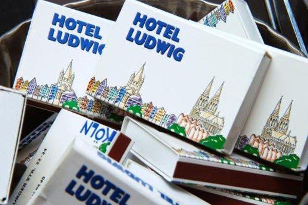 Hotel Ludwig Superior - фото 12