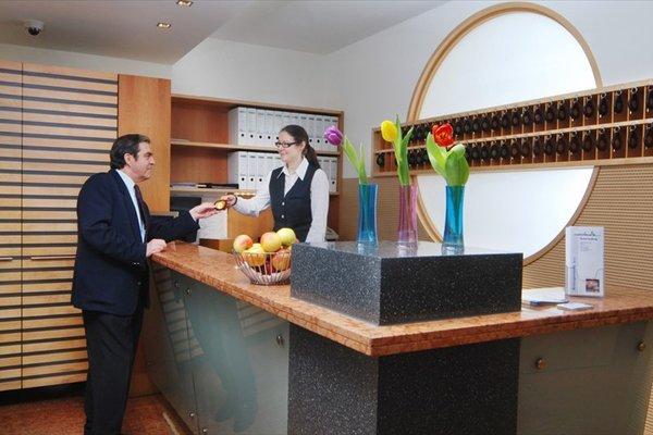 Hotel Ludwig Superior - фото 14