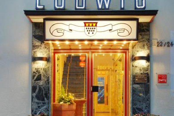 Hotel Ludwig Superior - фото 19