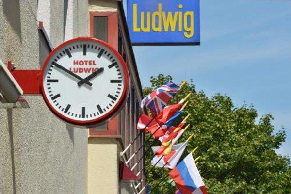 Hotel Ludwig Superior - фото 20