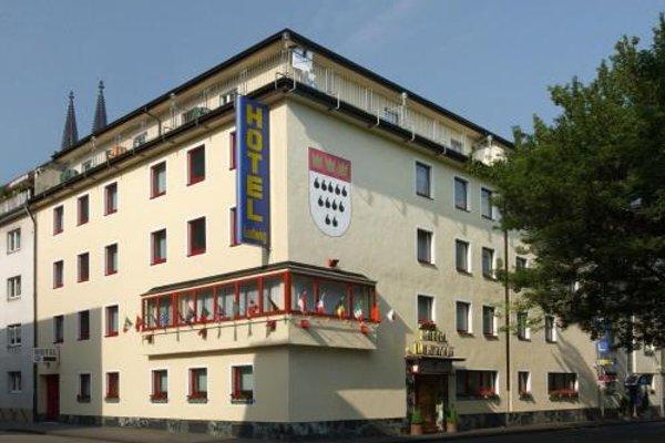 Hotel Ludwig Superior - фото 21