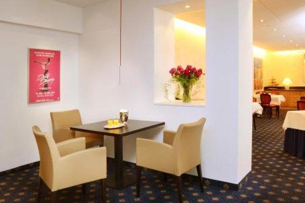 Hotel Ludwig Superior - фото 4
