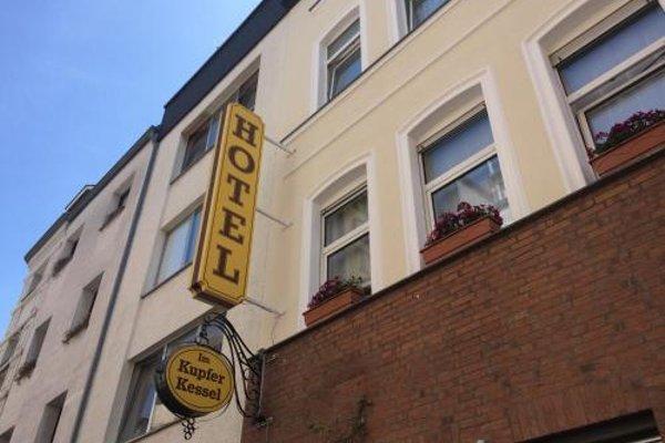 Hotel im Kupferkessel - фото 22