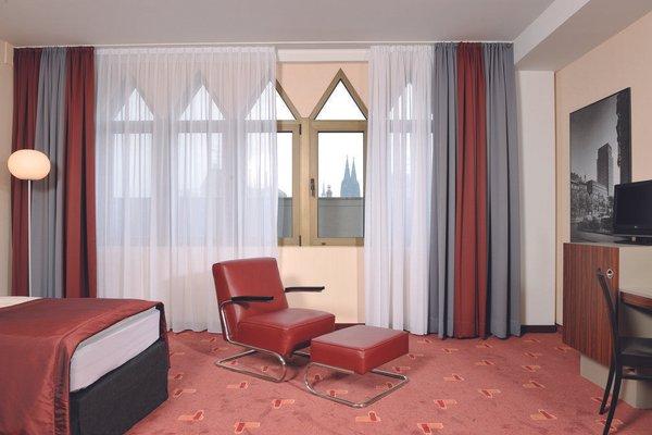 AZIMUT Hotel Cologne City Center - фото 21