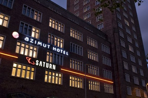 AZIMUT Hotel Cologne City Center - фото 23