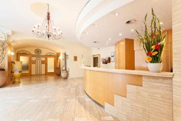 Classic Hotel Harmonie - фото 16