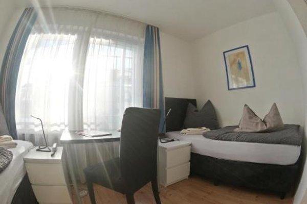 Hotel Merlin Garni - фото 11