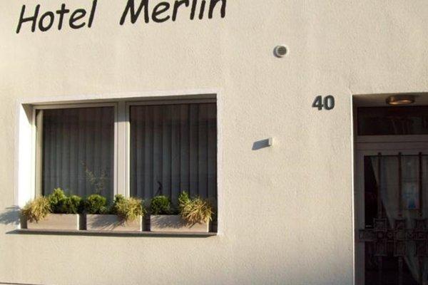 Hotel Merlin Garni - фото 22