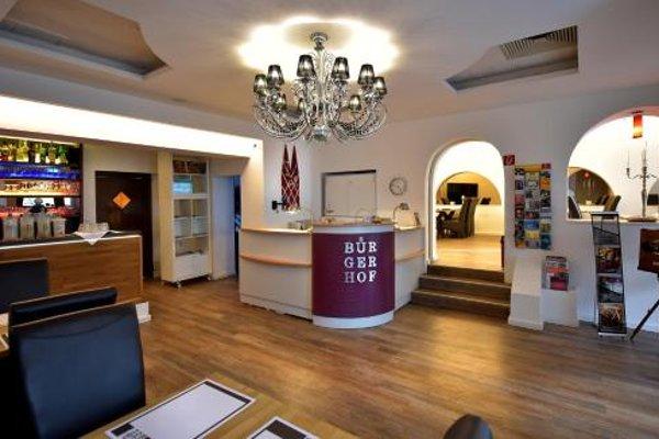 Hotel Burgerhof - фото 15