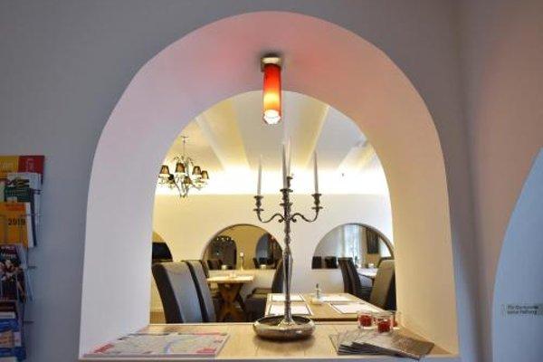 Hotel Burgerhof - фото 19