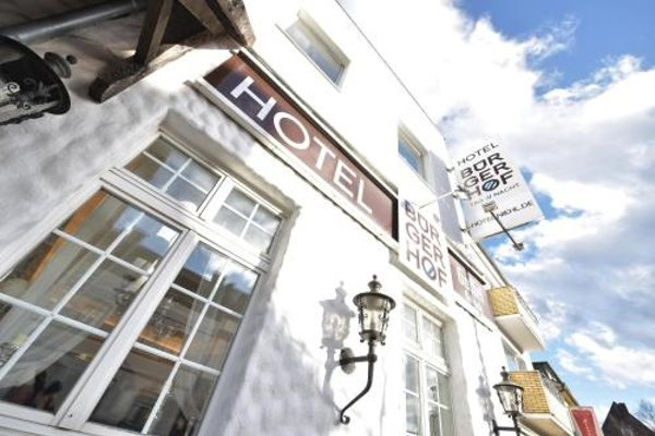 Hotel Burgerhof - фото 21