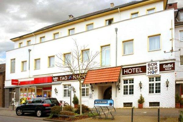 Hotel Burgerhof - фото 22