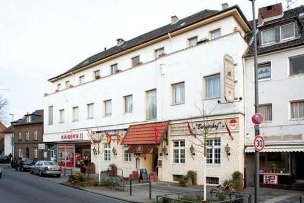 Hotel Burgerhof - фото 23