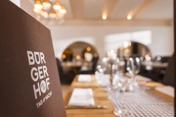 Hotel Burgerhof - фото 9