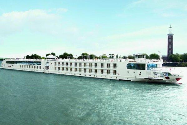 Regis Hotelschiffe 4 Koln - фото 20