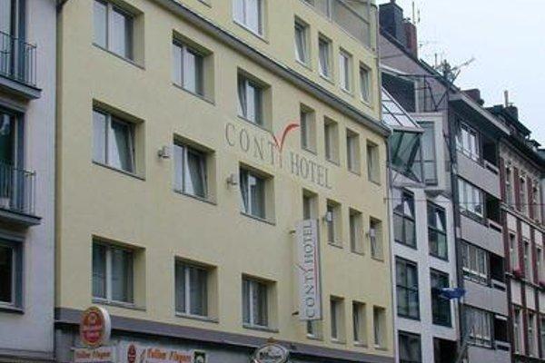 Conti Hotel - фото 22