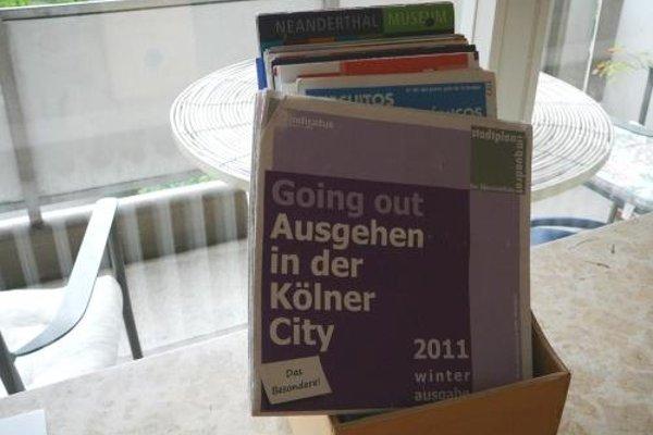 Cityapartment Koln - фото 18