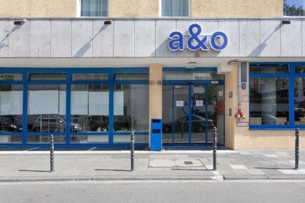 A&O Koln Neumarkt - фото 22
