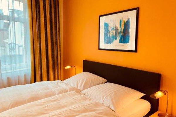Hotel Gasthaus Zur Eule - фото 44