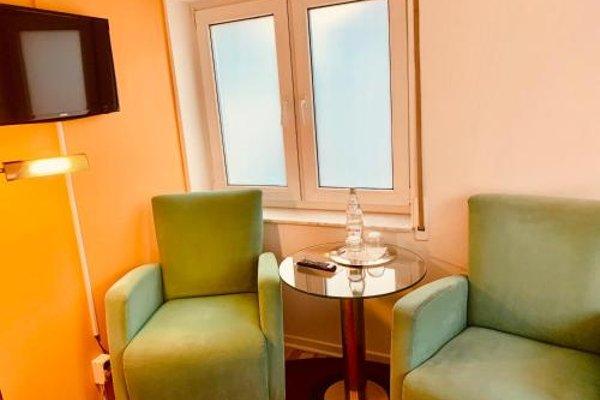 Hotel Gasthaus Zur Eule - фото 9