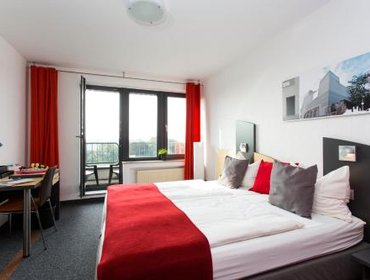 Хостел Jugendherberge City-Hostel Koln-Riehl