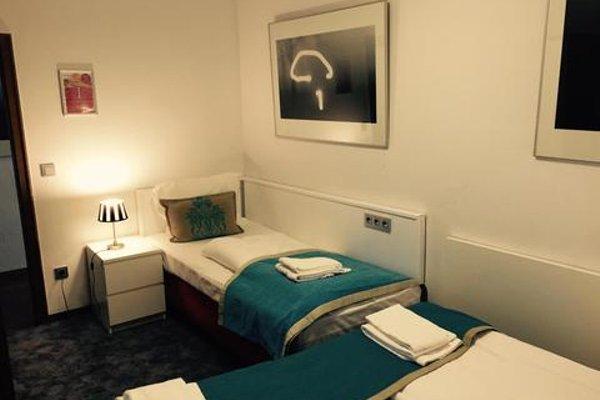 Dom Hotel Am Romerbrunnen - фото 29