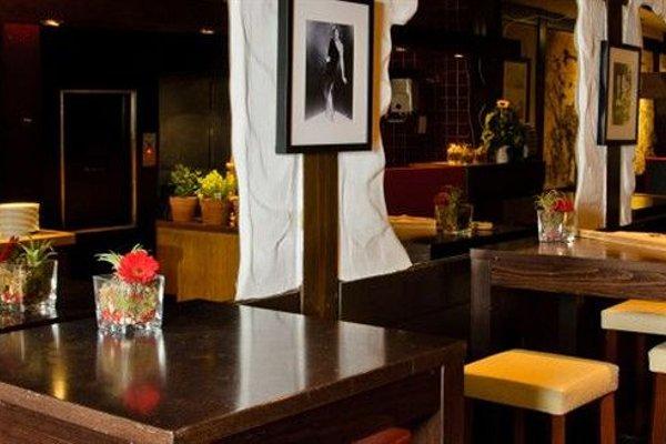 Dom Hotel Am Romerbrunnen - фото 19