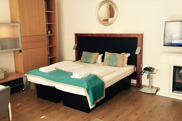 Dom Hotel Am Romerbrunnen - фото 4