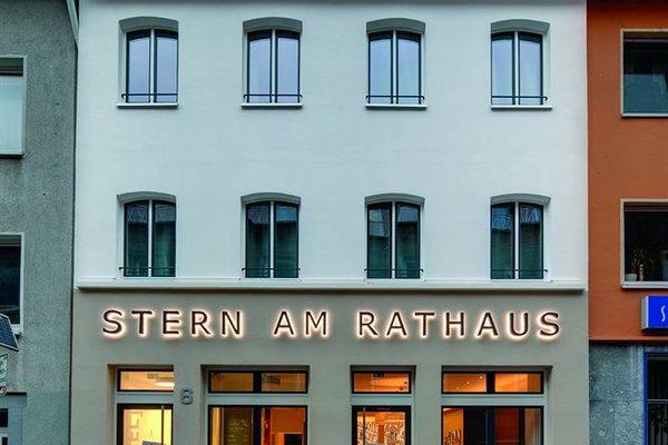 Stern am Rathaus - 19