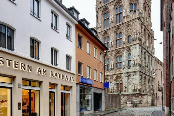 Stern am Rathaus - 21